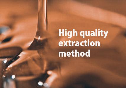 CBD extraction method