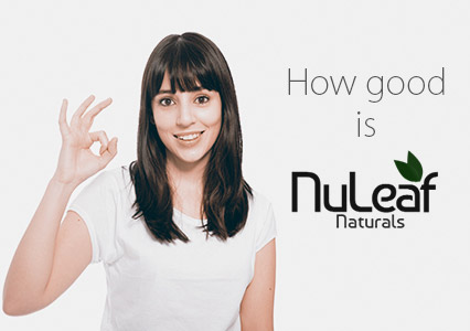 How good is Nuleaf Naturals CBD Oil
